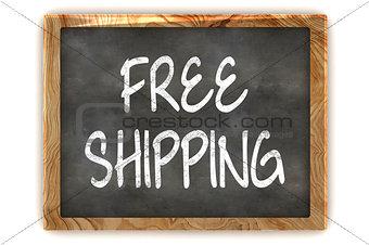 Blackboard Free Shipping