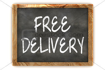 Blackboard Free Delivery