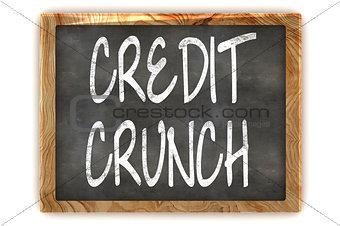 Blackboard Credit Crunch
