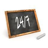 Blackboard OPEN 24/7