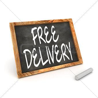Blackboard Free Delivery