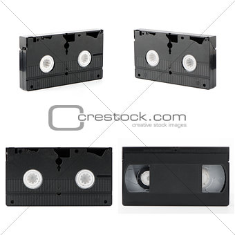 Old VHS Video tapes