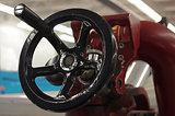 Fire Truck Wheel