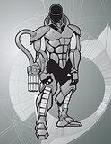 War suit