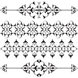 oriental border and ornament seventeen