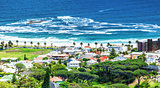 Cape Town coastline