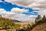valley peruvian Andes Cuzco Peru