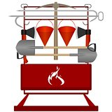 Firefighter shield