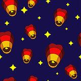 Lanterns Pattern