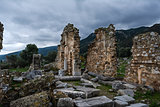 Ancient Troizina Ruins, Greece