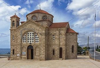 Ayios Georgios Church.