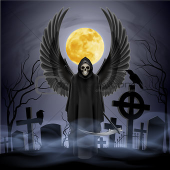 Angel of death.