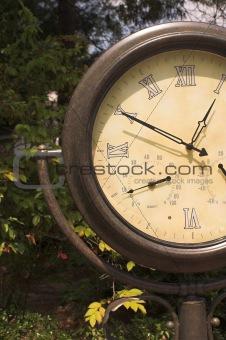Clock Barometer