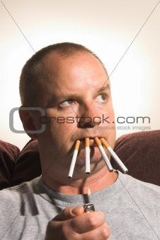 Chain Smoking