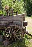 Cowboy Wagon and Hat
