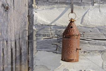 Tin Lantern 1