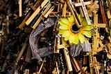 Crosses & Sunflower