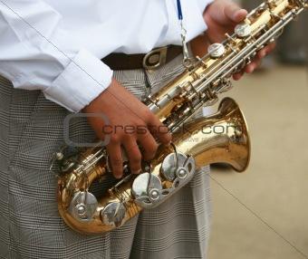 Sax Marcher