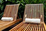 Five Star Resort Lounging
