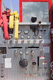 Fire Ladder Truck Controls