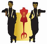 job series - tailors /clipart