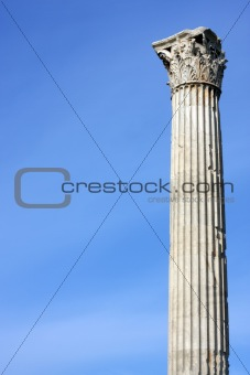 Ancient Greek Column