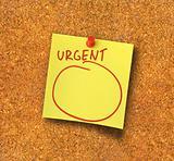 urgent note #2