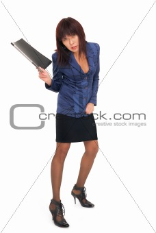Asian Office Woman