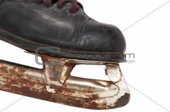 Old children's skates