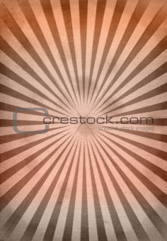 paper background with burst