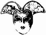 Venetian mask (vector)