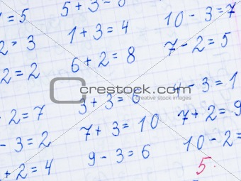 arithmetic background