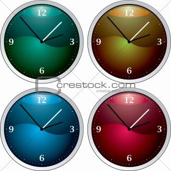 clock variation