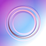 Blue purple abstract background