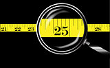 Tape Measure Border