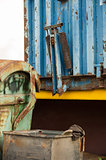 Container and Waste
