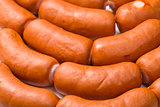 sausages background