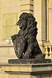 Stone lion of Koenigsberg