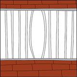 Bent Cage Bars