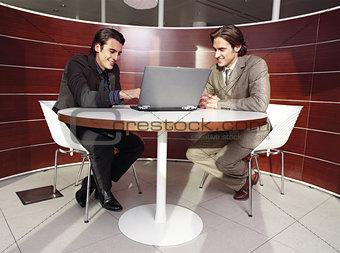 Business meeting x