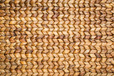 water hyacinth woven mat