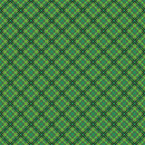 Seamless mesh pattern over green