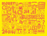 doodle business element