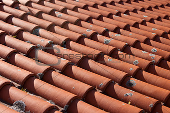 Tiles roof