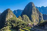 Machu Picchu ruins Cuzco Peru