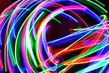 Abstract of-focus background