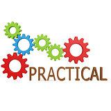 Practical gear