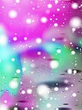 Decorative background with a bubbles