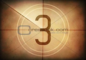 Countdown Three