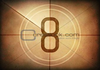 Countdown Eight